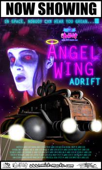 Angel Wing Adrift Poster