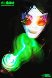 Voodoo Magic Man by JarrrodElvin