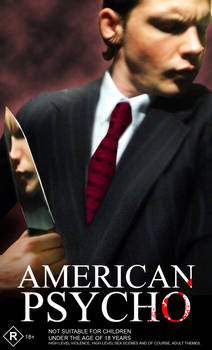 CosPlay - American Psycho