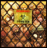 Slimey Things: Dumb Flu by JarrrodElvin