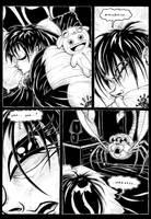 VioleNt Streak no. 3 Page 01 by JarrrodElvin