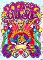 Boopsie The Clown Poster by JarrrodElvin