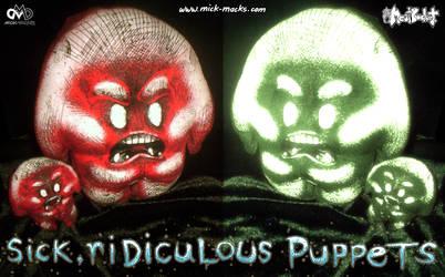 SRP: Glowy Stuffed Toys v3