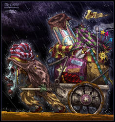 A Travelling Circus Of One by JarrrodElvin