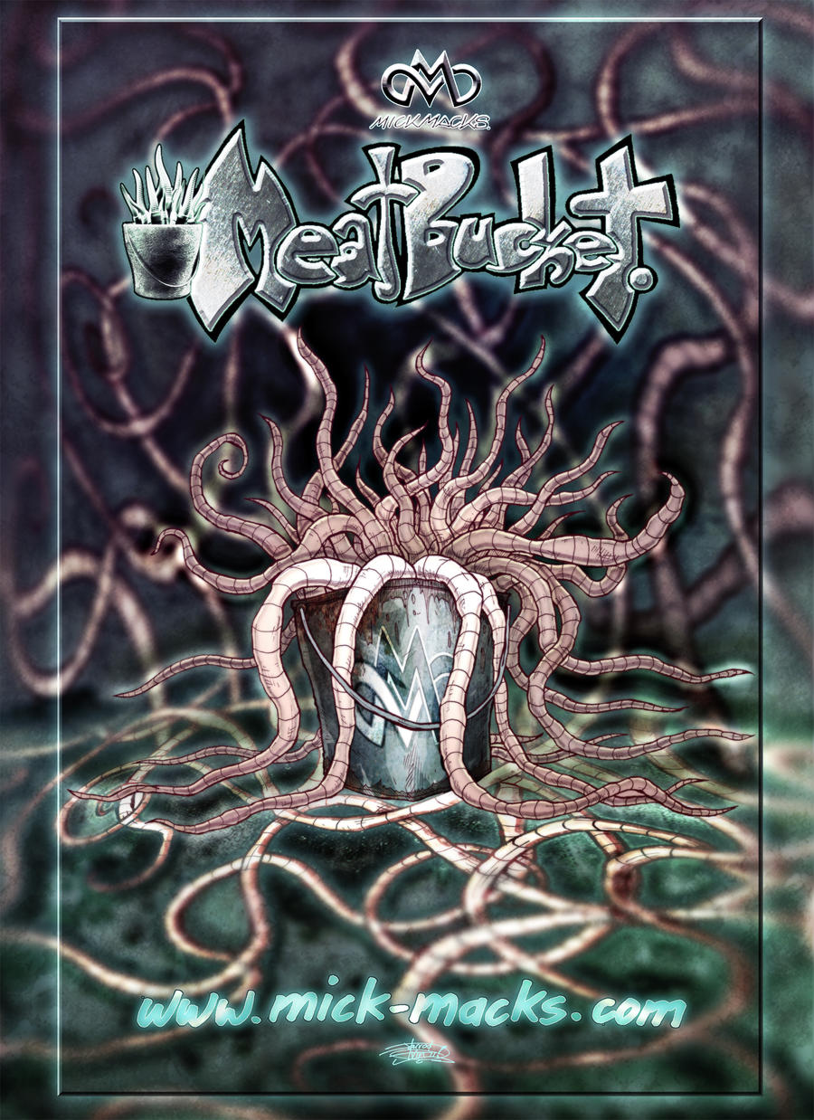 Meatbucket Title Page by JarrrodElvin