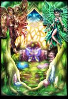 Fairy Hollow by JarrrodElvin