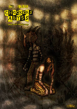 'Checkers' Abyss' Cover