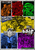 'MAKING COMICS: The MickMacks Meatbucket Way' by JarrrodElvin
