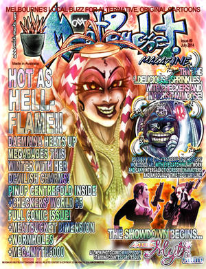 MickMacks' Meatbucket Magazine #9