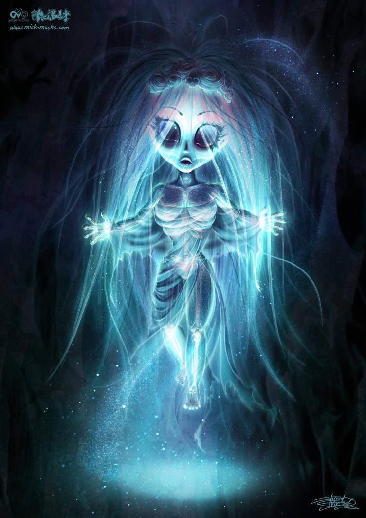 Ghost Girl by JarrrodElvin