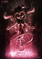 Demon Girl by JarrrodElvin