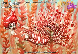 MegaBabes - Fem Fatale - Mermaid