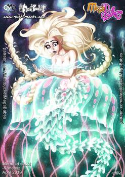 MegaBabes - Vanessa - Mermaid