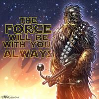 Chewie Fan Art