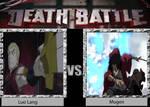 Death Battle Luo Lang vs Mugen