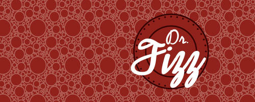 Dr Fizz Banner by Mobys