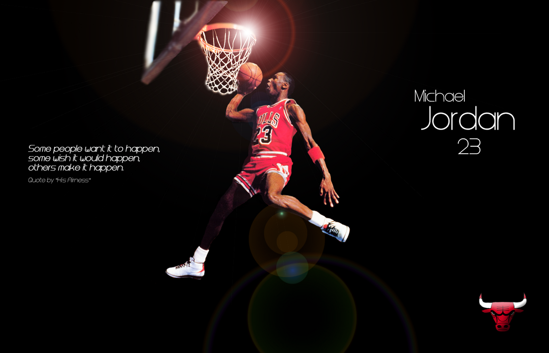 Derrick Rose Wallpaper 2018 >> Michael Jordan by Huanes on DeviantArt