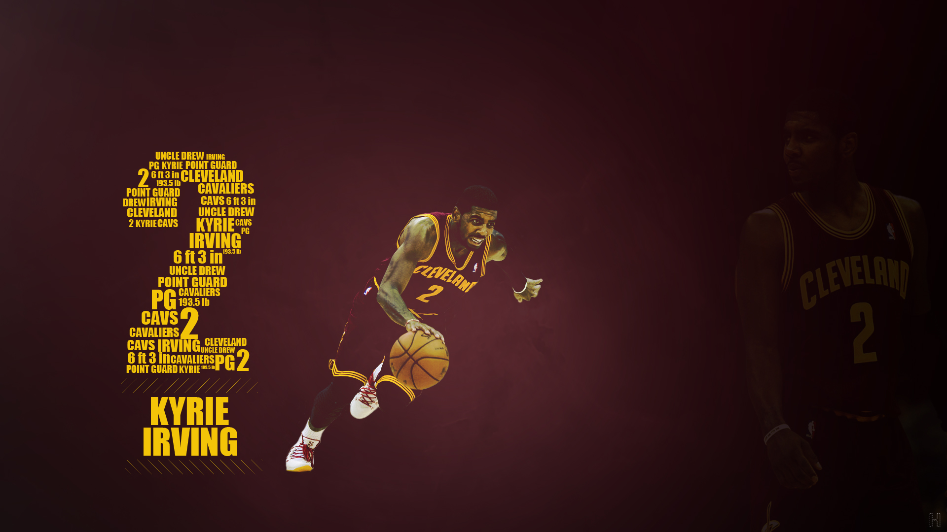 Wallpaper Mobile Kyrie Irving By Huanes