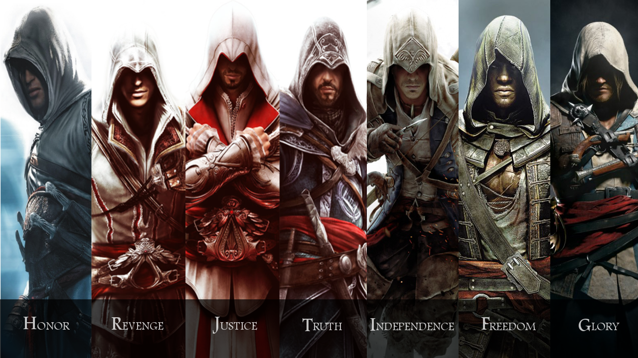 <b>assassin&#39-s creed</b> iv: black flag <b>assassin</b> killer ezio connor evelyn ...