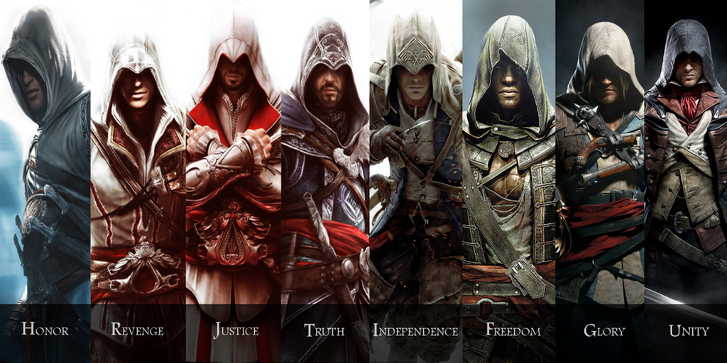 Assassins creed wallpaper upadate by betonpol on deviantart assassins creed wallpaper upadate by betonpol voltagebd Gallery