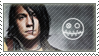 Fun Ghoul Stamp by Ashqtara