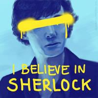 I believe in SHERLOCK 2.0 by Ashqtara