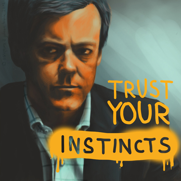 TRUST your instincts by Ashqtara