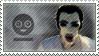 Draculoid Stamp by Ashqtara