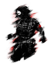 The Winter Soldier by Ashqtara