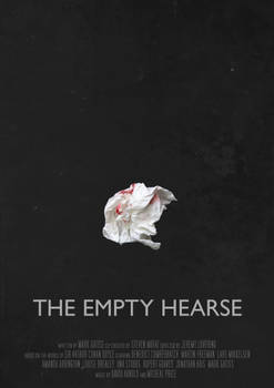 The Empty Hearse - Movie Poster
