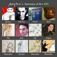 Summary of Art 2015