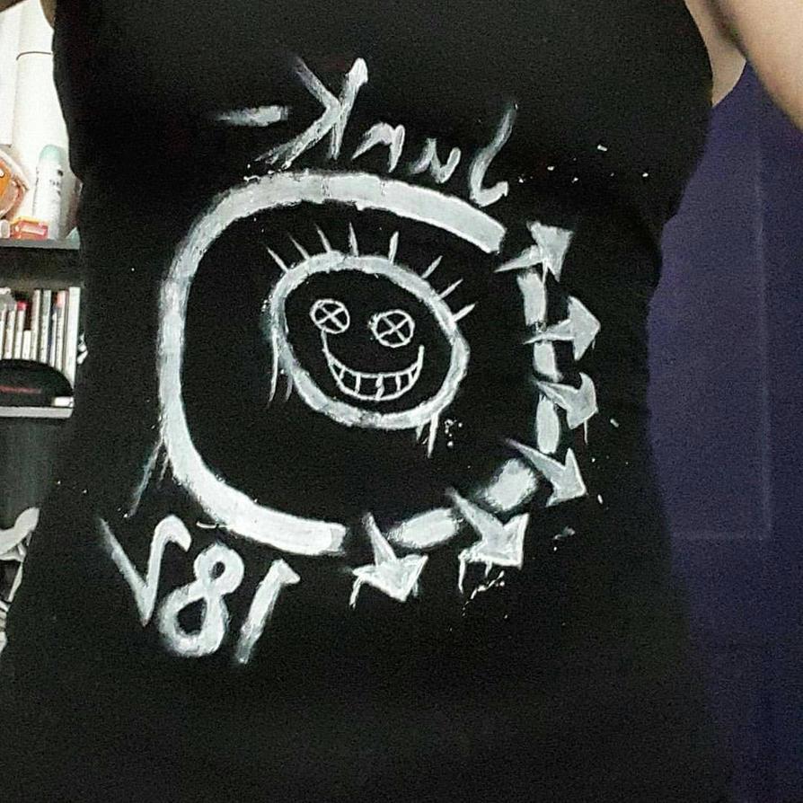 Junk 182 shirt by ShivKit