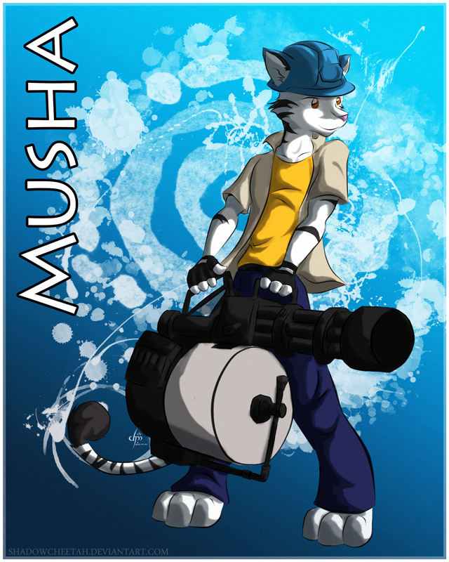 Musha by ShadowCheetah