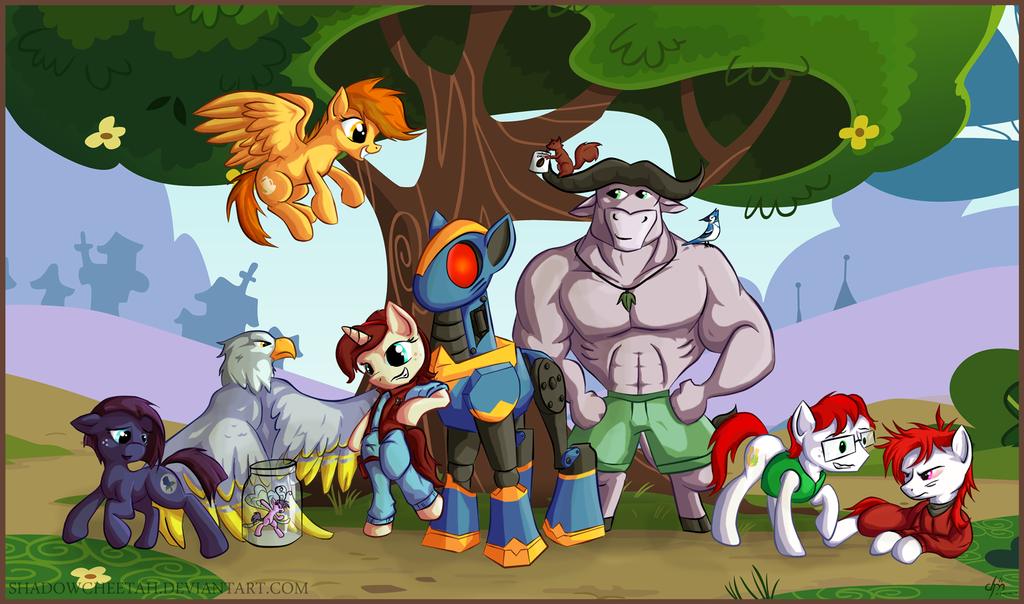 Dragon's Feud: OOC - Page 4 Dragon_s_feud_party_by_shadowcheetah-d9vqta2