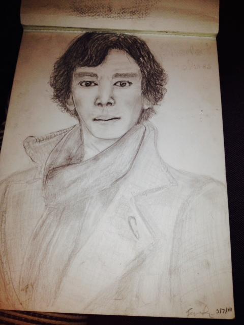 Sherlock by pzreich24
