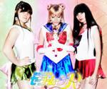 sailor moon team cosplay