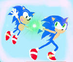 Two Sonic's