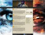 Soul-Aion webdesign