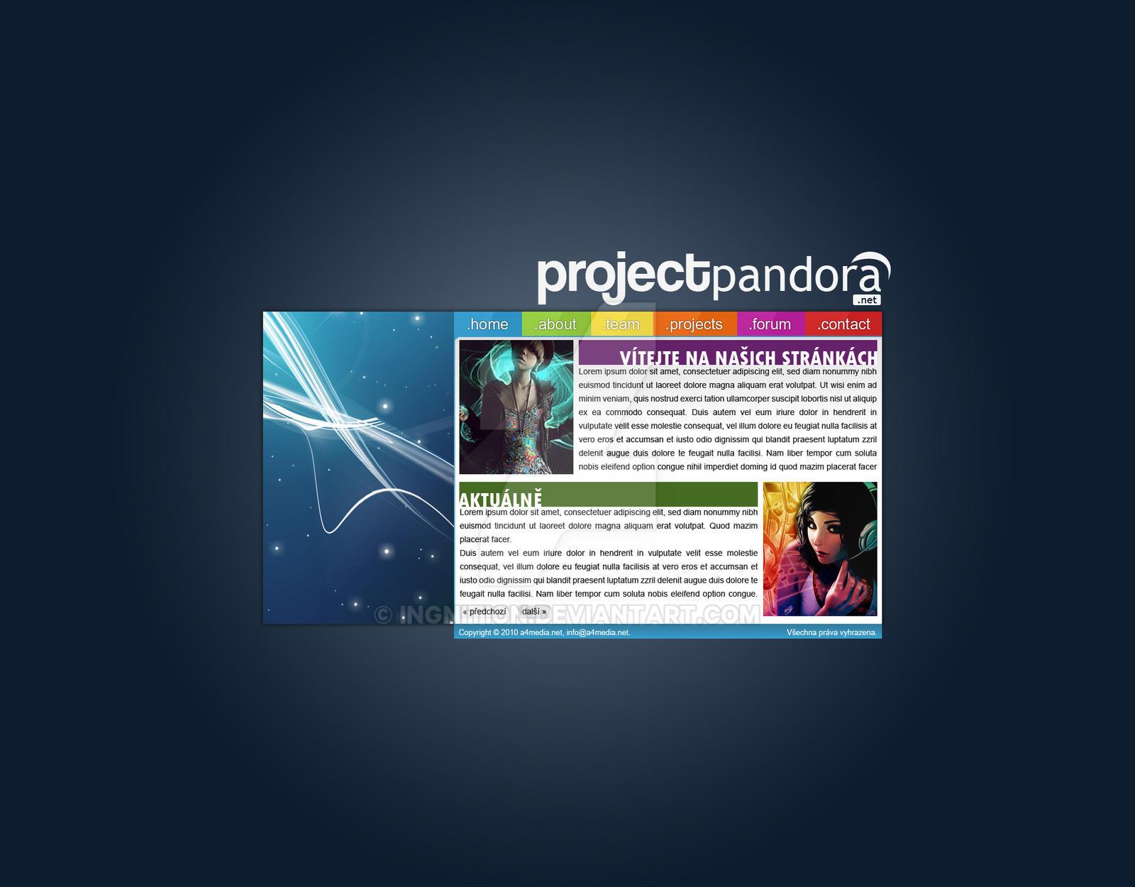 Project Pandora v.1 by Ingnition