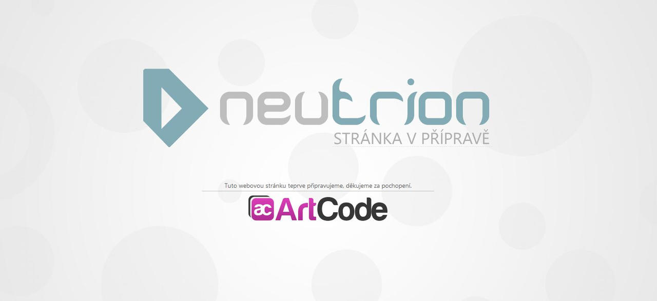 Neutrion - Site in preparation by Ingnition