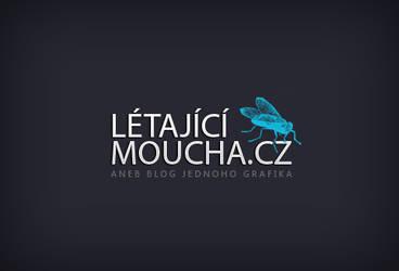 LetajiciMoucha.cz logo by Ingnition