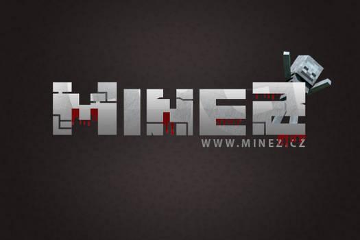 MineZ.cz logo - Minecraft by Ingnition