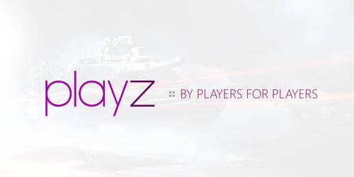 playz.cz logo by Ingnition