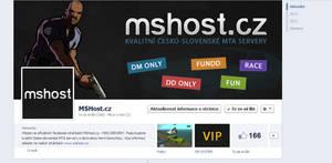 MSHost.cz - FB page