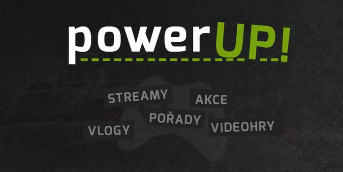 PowerUP! logo
