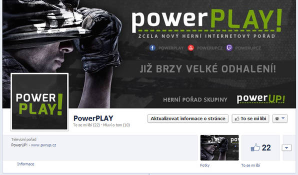 PowerPLAY! - FB page