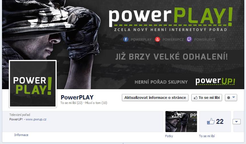 PowerPLAY! - FB page