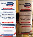 BRITISH STUDIES - Roll-up banner
