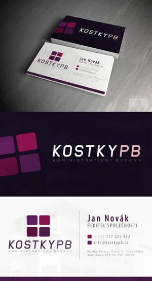 KOSTKY - Vizitky / Business card