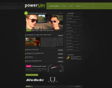 PowerUP! game project